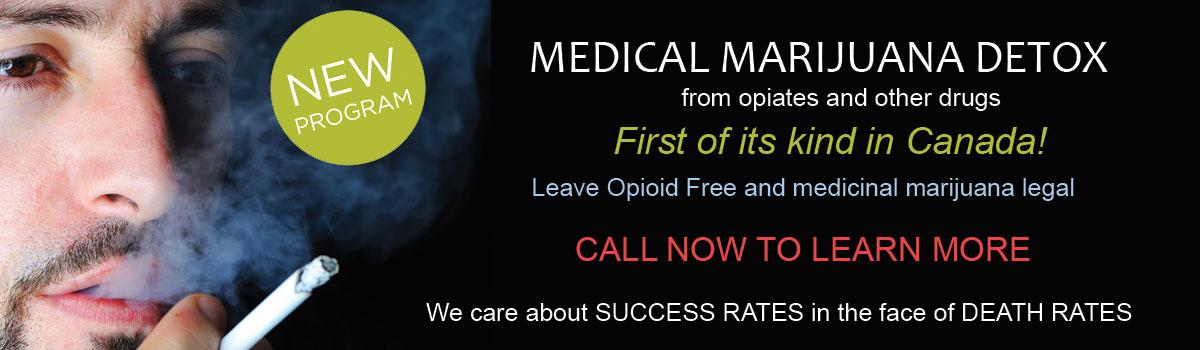 Medical Marijuana Detox